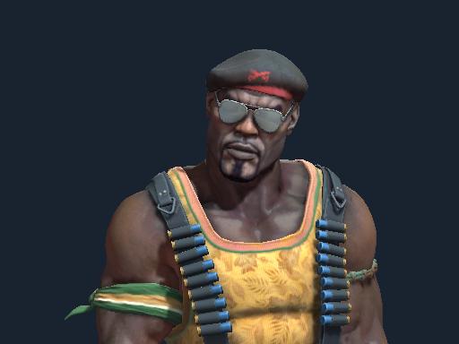 Col. Mangos Dabisi   Guerrilla Warfare