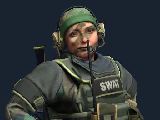 Lieutenant 'Tree Hugger' Farlow | SWAT