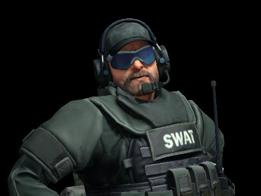 Sergeant Bombson | SWAT
