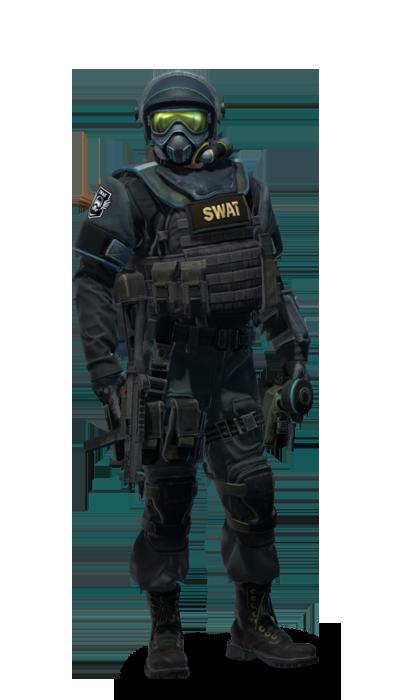 Chem-Haz Specialist | SWAT