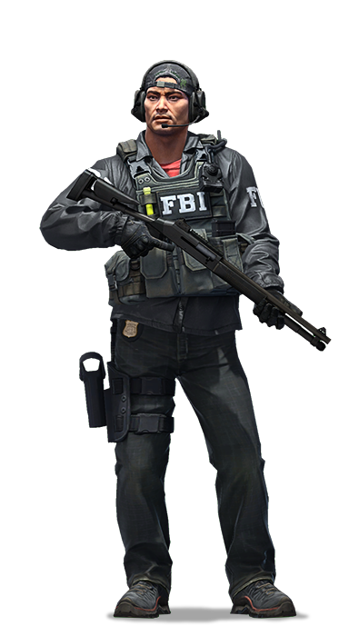 Michael Syfers | FBI Sniper