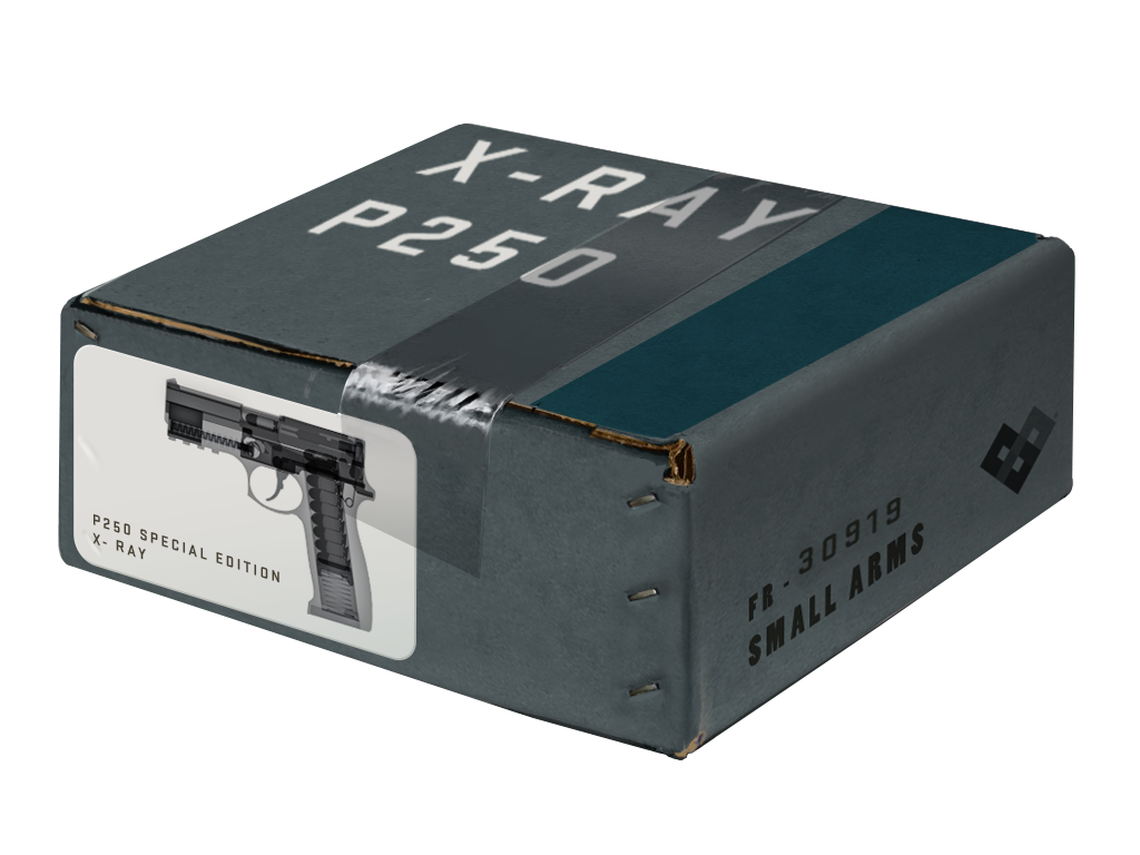 X-Ray P250 Package