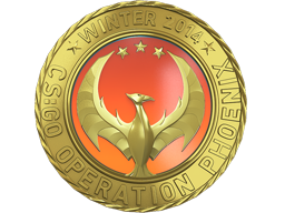 Gold Operation Phoenix Coin