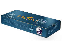 An un-opened Cologne 2016 Cobblestone Souvenir Package