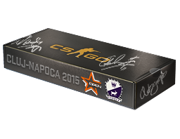An un-opened DreamHack Cluj-Napoca 2015 Cobblestone Souvenir Package