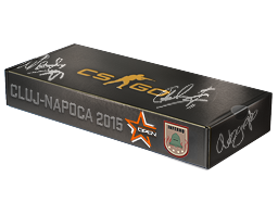 An un-opened DreamHack Cluj-Napoca 2015 Inferno Souvenir Package