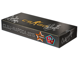 An un-opened DreamHack Cluj-Napoca 2015 Mirage Souvenir Package