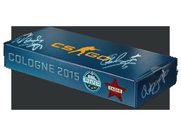An un-opened ESL One Cologne 2015 Cache Souvenir Package