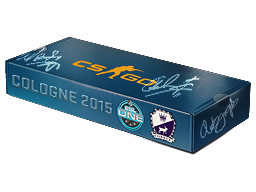 An un-opened ESL One Cologne 2015 Cobblestone Souvenir Package