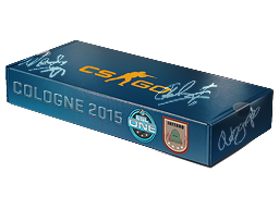An un-opened ESL One Cologne 2015 Inferno Souvenir Package