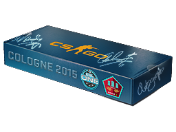 An un-opened ESL One Cologne 2015 Mirage Souvenir Package