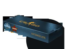 An un-opened ESL One Katowice 2015 Cache Souvenir Package