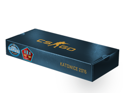 An un-opened ESL One Katowice 2015 Mirage Souvenir Package