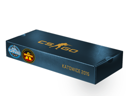 An un-opened ESL One Katowice 2015 Overpass Souvenir Package