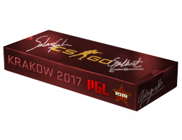An un-opened Krakow 2017 Cache Souvenir Package
