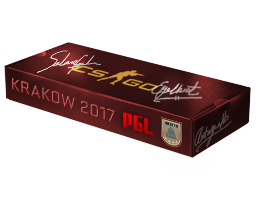An un-opened Krakow 2017 Inferno Souvenir Package