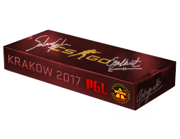 An un-opened Krakow 2017 Overpass Souvenir Package