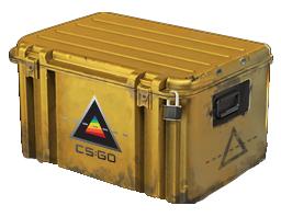 An un-opened Prisma 2 Case