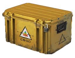 An un-opened Prisma Case