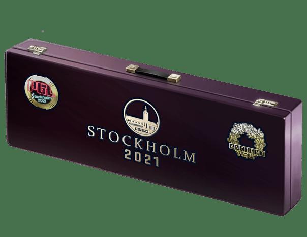 An un-opened Stockholm 2021 Ancient Souvenir Package