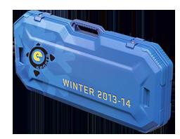 An un-opened eSports 2013 Winter Case