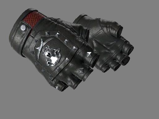Bloodhound Gloves | Charred