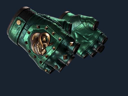 Broken Fang Gloves | Jade