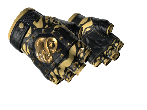 Broken Fang Gloves | Yellow-banded
