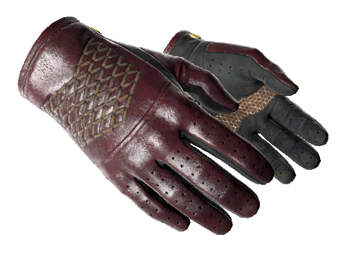 Driver Gloves   Rezan the Red