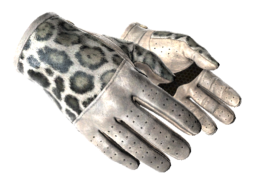 Driver Gloves | Snow Leopard