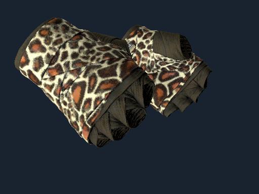 Hand Wraps | Giraffe