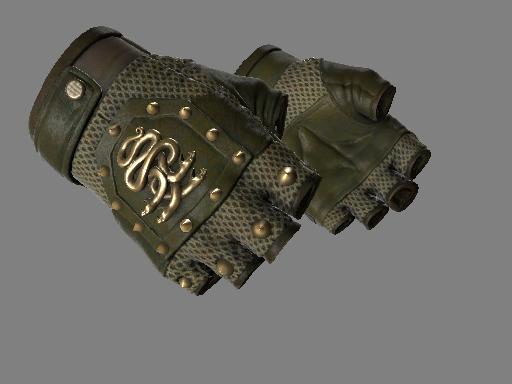 Hydra Gloves | Mangrove
