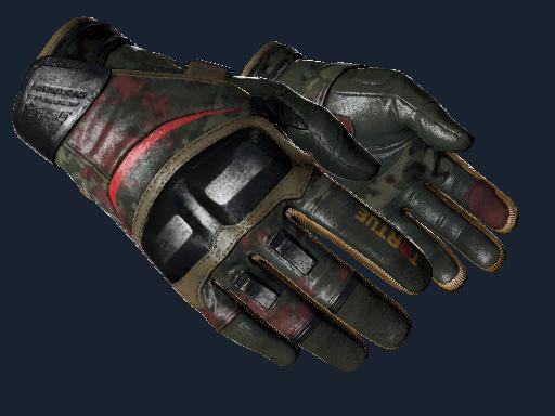 Moto Gloves | 3rd Commando Company