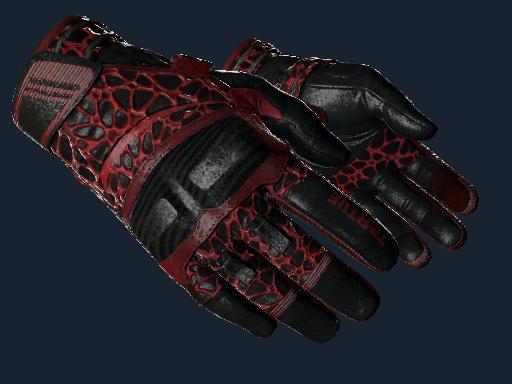 Moto Gloves | Blood Pressure