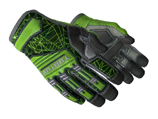 Specialist Gloves | Emerald Web