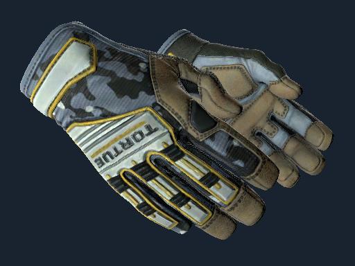Specialist Gloves | Lt. Commander