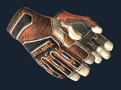 Specialist Gloves | Tiger Strike