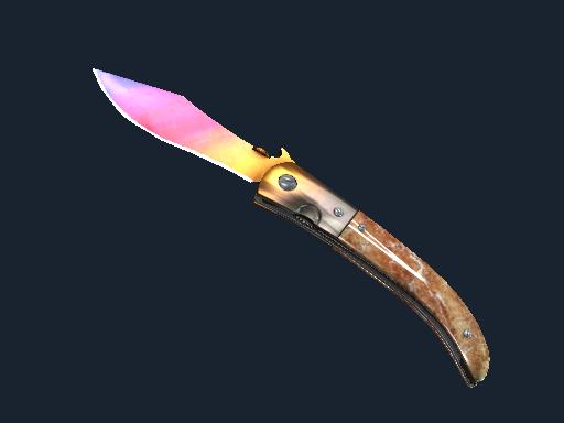 Navaja Knife | Fade