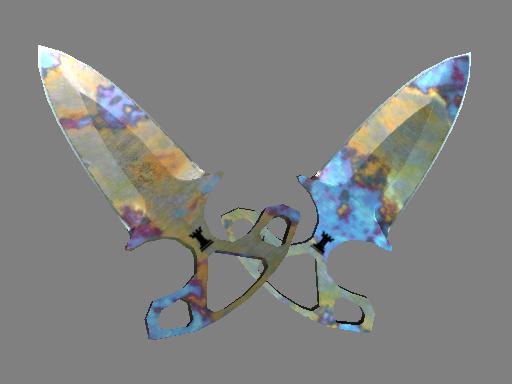 Shadow Daggers | Case Hardened