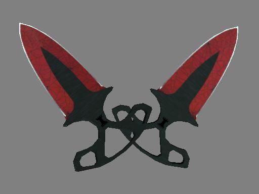 Shadow Daggers | Crimson Web