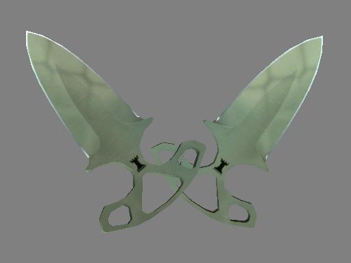 Shadow Daggers | Safari Mesh