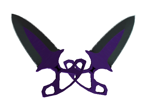 Shadow Daggers | Ultraviolet