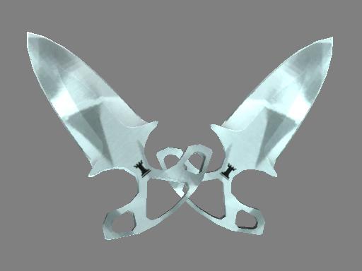 Shadow Daggers | Urban Masked
