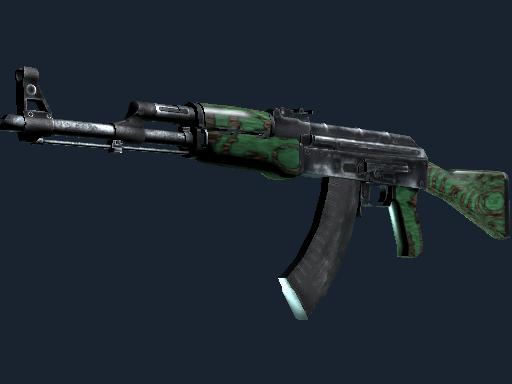 AK-47 | Green Laminate