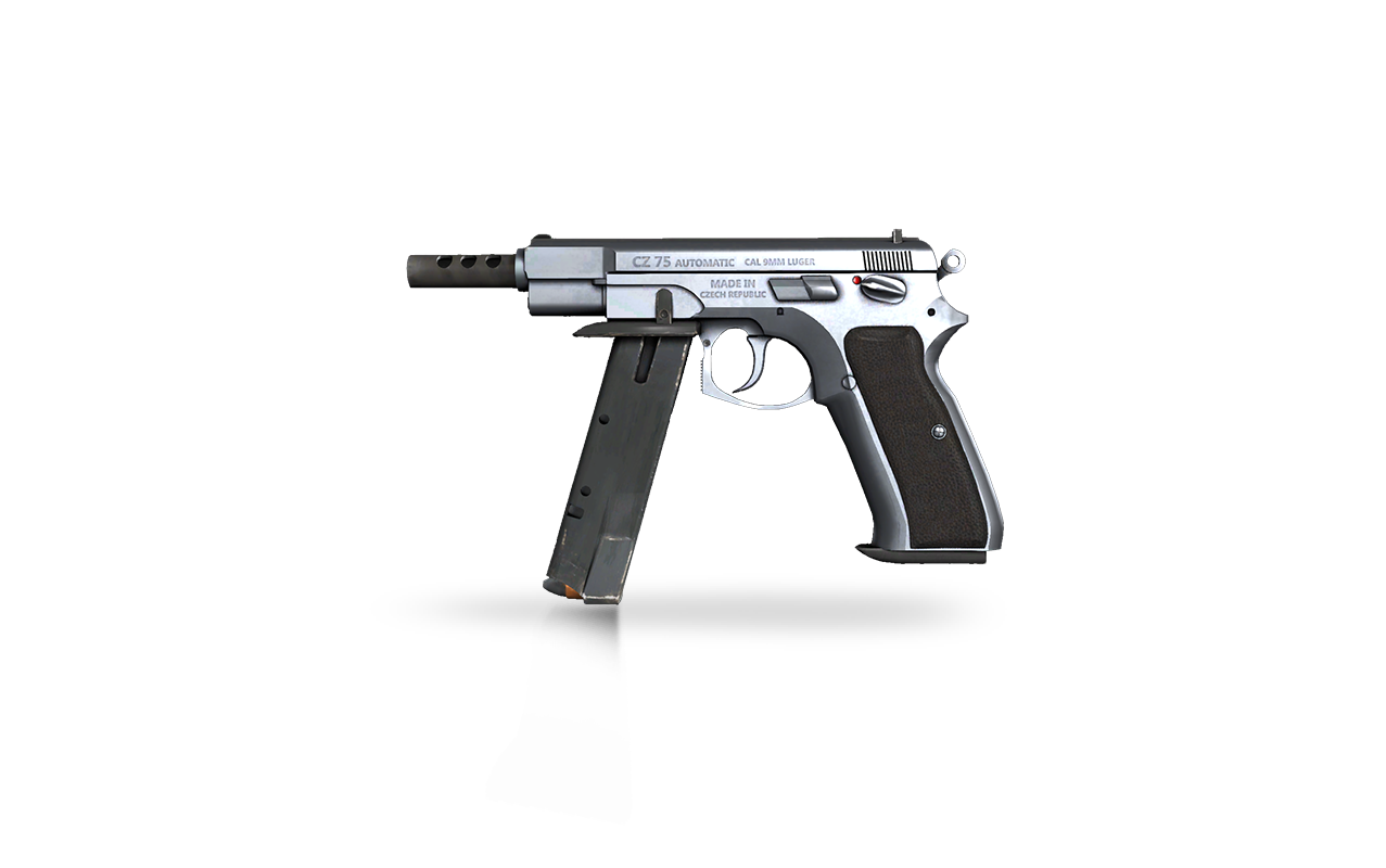 CZ75-Auto | Silver