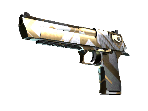 Desert Eagle Bronze Deco
