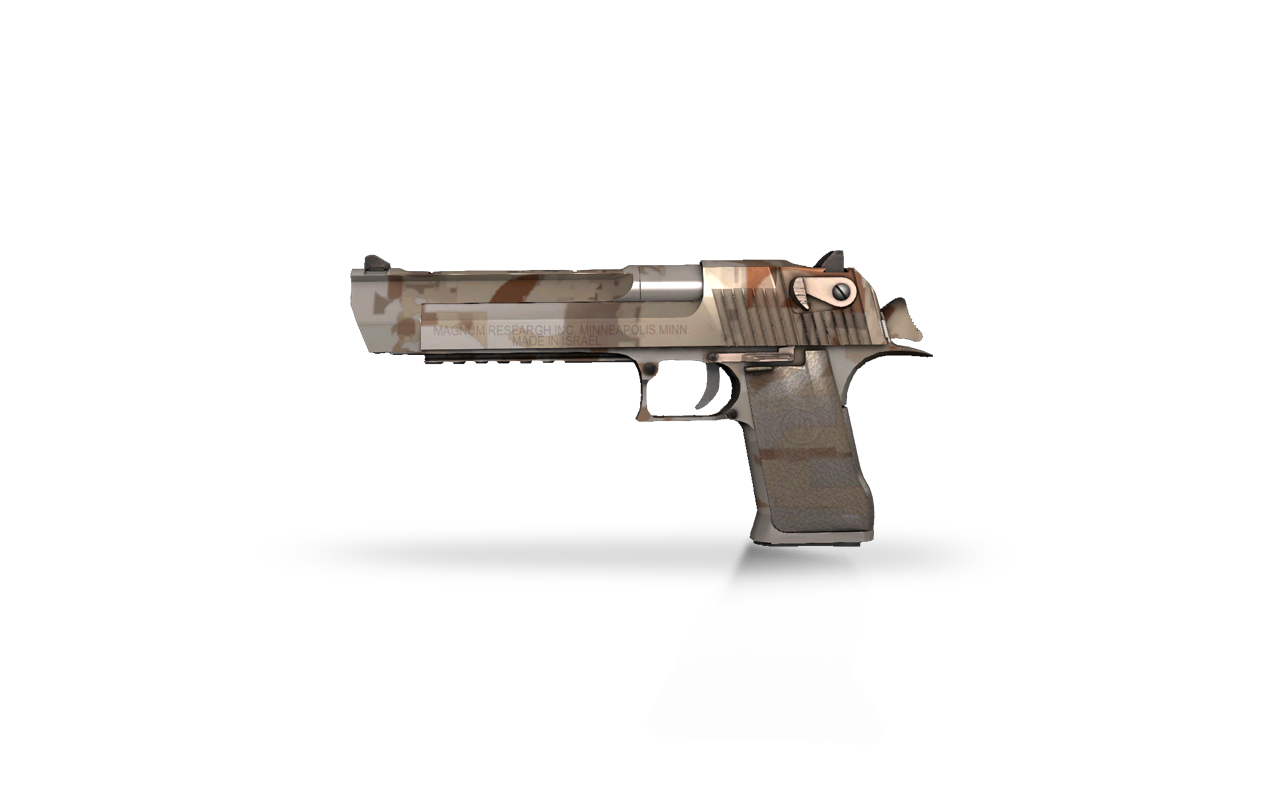 Desert Eagle | The Bronze