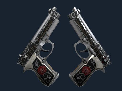 Dual Berettas | Balance