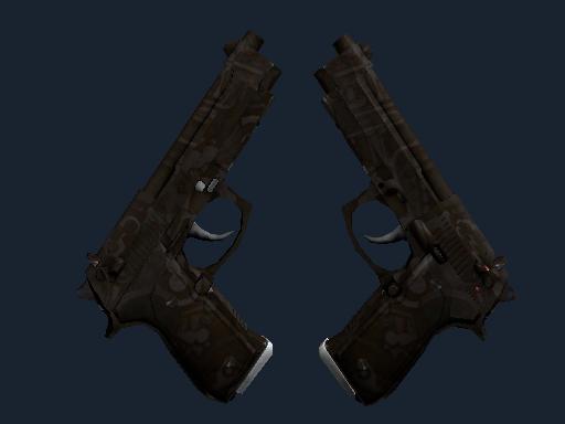 Dual Berettas | Oil Change