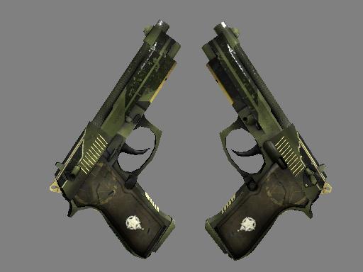 Dual Berettas | Retribution